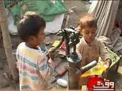 سترہ اکتوبردنیا میں غربت کے خاتمے کا عالمی دن۔