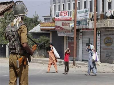 مقبوضہ کشمیرمیں آج کشمیری عیدالاضحیٰ منانے کے ساتھ بھارتی فوج کے غاصبانہ تسلط کیخلاف علامتی احتجاج بھی کررہے ہیں۔