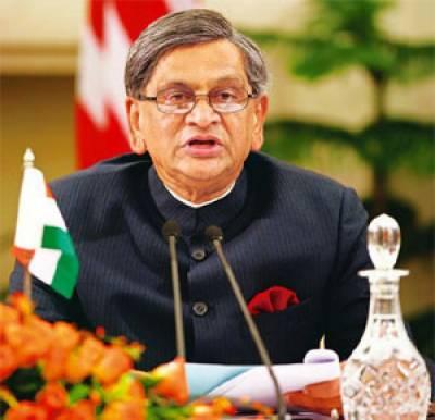 بھارتی میڈیا کے مطابق کابینہ میں متوقع ردوبدل سے قبل وزیرخارجہ ایس ایم کرشنا نے اپنے عہدے سے استعفٰی دے دیا ہے۔
