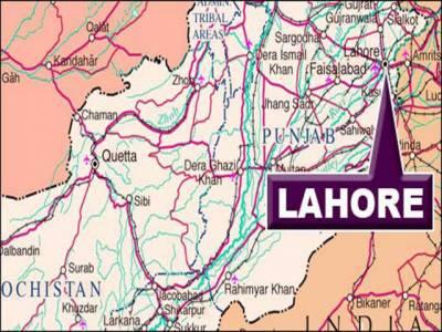 لاہور: ٹھوکرنیازبیگ کے قریب مسافربس کے ڈرائیوراورکنڈکٹرکی لڑائی نے چارافراد کی جان لے لی، متعدد افراد زخمی