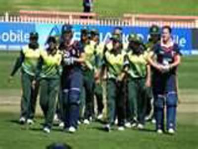 ویمنزٹی ٹوئنٹی ایشیا کپ میں پاکستان نے بنگلہ دیش کو چھ وکٹوں سے ہراکر فائنل کیلئے کوالیفائی کرلیا