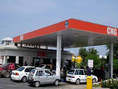 سندھ بھر کے تمام سی این جی اسٹیشنزچوبیس گھنٹے کی بندش کے بعد آج صبح نوبجے کھول دئیے گئے.