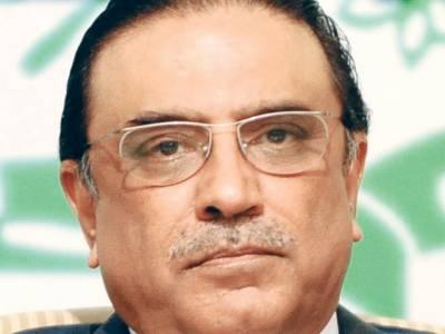 صدر آصف علی زرداری نے وفاقی اور صوبائی حکومت کو مل کر کراچی میں امن قائم کرنے کے لیے بھتہ خوروں اور جرائم پیشہ افراد کے خلاف کارروائی کی ہدایت کردی۔