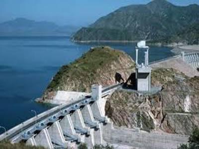 تربیلا ڈیم سے پانی کے اخراج مزید تین ہزار کیوسک کمی کے بعد پچاس ہزار کیوسک کردیا گیا۔