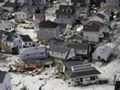سمندری طوفان 'سینڈی' کے نتیجے میں ہلاک ہونے والے افراد کی تعداد نوے تک پہنچ ,ہےمتاثرہ علاقوں میں بحالی کا عمل جاری