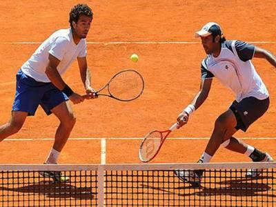 پاکستانی ٹینس سٹار اعصام الحق اور جولین روجر کی جوڑی نے بی این پی پیرس ماسٹرز ٹینس ٹورنامنٹ کے کوارٹر فائنل میں رسائی حاصل کرلی