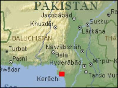 کراچی میں آج بھی دوافراد کو قتل کرکے موت کی وادی میں دھکیل دیاگیا