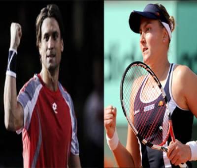 پیرس ماسٹرز ٹینس ٹورنامنٹ میں مینز سنگلز کا ٹائٹل سپین کےڈیوڈ فیرر نے جیت لیا، جبکہ بلغاریہ ویمن ٹینس ٹورنامنٹ روس کی نادیہ پیٹرووا نے جیت لیا۔
