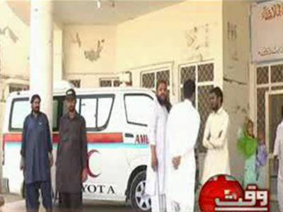 بلوچستان: ڈاکٹر سعید احمد خان کی بازیابی کے لیے ڈاکٹروں کی ہڑتال چوتھے ہفتے میں داخل. مریض بے بسی و لاچاری کی تصویر بنے مسیحاؤں کا انتظار کررہے ہیں.