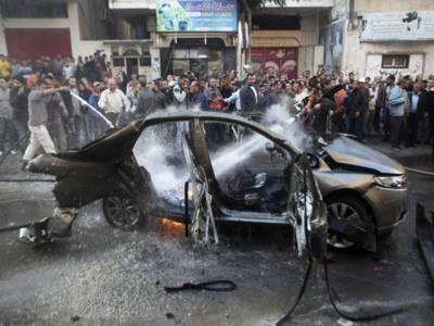 غزہ میں اسرائیلی طیاروں کی بمباری, حماس کے عسکری ونگ کے سربراہ احمد الجباری سمیت نو شہری جاں بحق. مصرنےغزہ پربمباری کےباعث اسرائیل سےاپنا سفیرواپس بلانےکا اعلان کردیا۔