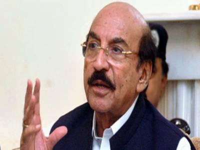 کراچی میں امن وامان کا مسئلہ حل کرلیں گے،اس مسئلے کوضرورت سے زیادہ اچھالا گیا۔ قائم علی شاہ