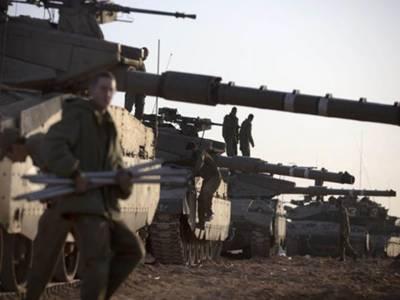 غزہ میں اسرائیل جارحیت کا سلسلہ پانچویں روزبھی جاری ہے۔ اسرائیلی وزیراعظم نے غزہ پرحملوں میں اضافے کا عندیہ دیاہے۔