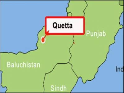 کوئٹہ سے کراچی جانے والی مسافر کوچ پرنامعلوم افراد کی فائرنگ سے کلینرجاں بحق ہوگیا۔