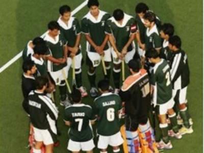 انٹرنیشنل سپر سیریز اور چیمپیئنز ٹرافی میں شرکت کےلئے قومی ہاکی ٹیم آسٹریلیا روانہ ہوگئی۔
