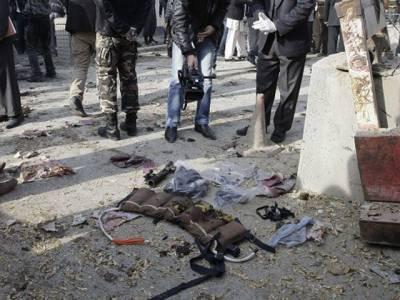 افغان دارالحکومت کابل میں امریکی سفارتخانے کے قریب خود کش حملے میںدو افرادہلاک اوردوزخمی ہوگئے، طالبان نے دھماکےکی ذمہ داری قبول کرلی ہے.