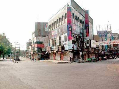 کوئٹہ، حیدر آباد، اسلام آباد میں موٹرسائیکل پر پابندی کے باعث ان شہروں میں سڑکیں ویران نظر آرہی ہیں جبکہ ملک کے اکثر شہروں میں ڈبل سواری بھی بند.