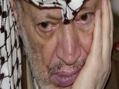 فلسطینی رہنما یاسر عرفات کی موت کی وجوہات جاننے کیلئے ان کی قبر سے باقیات نکال لی گئیں۔
