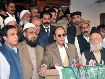 سنی اتحاد کونسل اور مسلم لیگ قاف کے درمیان عام انتخابات کے لیے سیٹ ایڈجسٹمنٹ پر اتفاق ہوگیا ہے۔