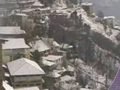 ملک کے بالائی علاقوں میں برفباری کا سلسلہ جاری ہے،جبکہ ملک بھرمیں سردی کی شدت میں اضافہ ہوگیا۔