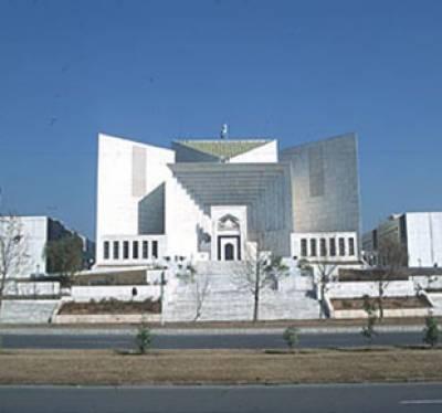 سپریم کورٹ نے الیکشن کمیشن کوکراچی میں نئی حلقہ بندیوں پر تین دن میں لائحہ عمل پیش کرنے کا حکم دے دیا۔