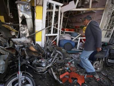 عراق میں مختلف دھماکوں میں اکتیس افرادہلاک جبکہ سوکے قریب افرادزخمی ہوگئے
