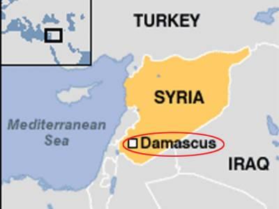 شام میں چار بم دھماکوں میں مرنیوالوں کی تعداد چھپن ہوگئی جبکہ متعدد افراد ہسپتالوں میں زندگی اور موت کی کشمکش میں مبتلا ہیں۔