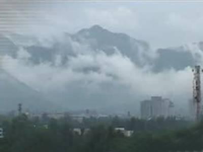 محکمہ موسمیات کے مطابق آئندہ چوبیس گھنٹوں کے دوران ملک کے بیشترعلاقوں میں موسم خشک رہنے کا امکان ہے۔