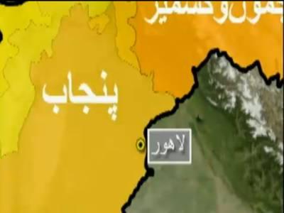لاہور کے علاقے گلبرگ میں مبینہ پولیس مقابلے میں ایک ڈاکو ہلاک جبکہ ایک فرار ہوگیا۔