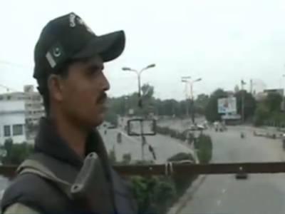 کراچی پولیس نے کالعدم تنظیم کے رکن کو گرفتار کرکے دستی بم برآمد کرنے کا دعویٰ کیا ہے