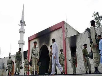 لال مسجد آپریشن کی تحقیقات کیلئے سپریم کورٹ کی ہدایت پر قائم عدالتی کمیشن آج سے کام شروع کرے گا۔