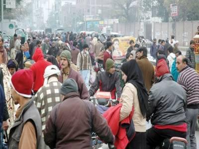 لاہورمیں دسمبرکی پہلی بارش نے سردی میں اضافے کےساتھ گرم کپڑوں کی مانگ میں بھی بڑھا دی ہے۔