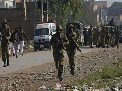 پشاور ایئرپورٹ پر حملے کا مقدمہ دہشت گردی ایکٹ کی دفعات کے تحت تھانہ یونیورسٹی ٹاؤن میں درج کرلیا گیا۔