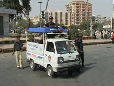 کراچی: آج بھی پر تشدد کارروائیوں میں دو افراد جاں بحق اور تین زخمی. پولیس کی سپرہائی وے پر کارروائی, دو غیرملکی باشندوں کو حراست میں لےلیا۔