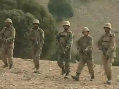 بلوچستان کے ضلع چاغی میں ایف سی نے کارروائی کرتے ہوئےسترہ غیر ملکی باشندوں کو فارن ایکٹ کے تحت گرفتار کرلیا۔