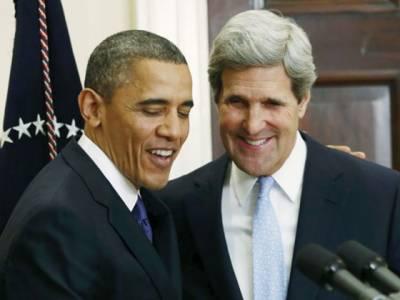 امریکی صدربارک اوبامانے سینیٹرجان کیری کونیا وزیرخارجہ نامزد کردیا۔