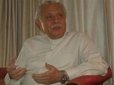 سابق اسپیکرقومی اسمبلی گوہر ایوب اپنےبیٹےعمرایوب سمیت مسلم لیگ ن میں شامل ہوگئے۔