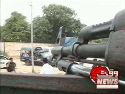 کراچی: فائرنگ اورتشدد کے مختلف واقعات میں خاتون سمیت چارافراد کوموت کے گھاٹ اتاردیا گیا۔