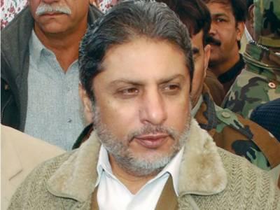 نواب ذوالفقارعلی مگسی کو گورنر راج کے بعد صوبہ بلوچستان کا چیف ایگزیکٹیو مقرر کردیا گیا۔