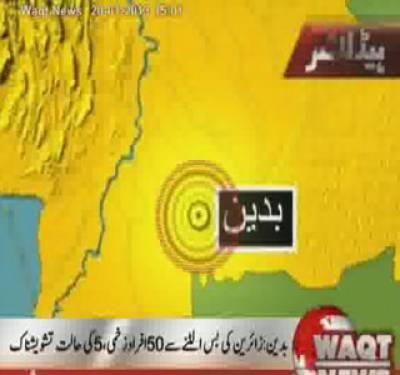 Waqt News Headlines 03:00 PM 20 January 2013