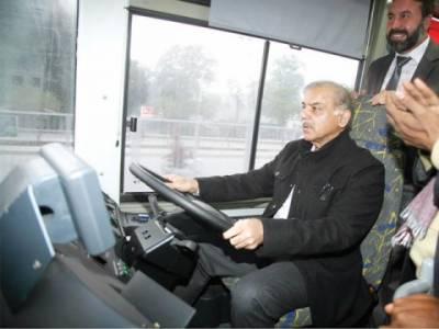 لاہور کے شہریوں کیلئے اچھی خبر، میٹرو بس سروس 10 فروری سے سڑکوں پر دوڑے گی. یہ پاکستانی تاریخ کا ایک اچھا دن ہوگا۔ وزیراعلیٰ پنجاب