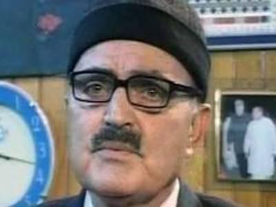 مقبوضہ کشمیر کے رکن اسمبلی مصطفیٰ کمال نے انکشاف کیا ہے کہ بھارت نے پاکستان کے زیرانتظام ریاست آزاد کشمیر پر قبضے کا منصوبہ تیارکرلیا ہے۔