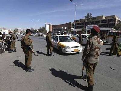 یمن میں فوجی اسلحہ ڈپو میں دھماکہ خیز مواد پھٹنے سےدس افراد ہلاک ہوگئے۔