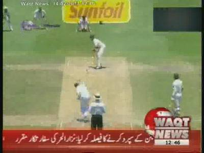 Cape Town -pak Cricket News Package 15 February 2013