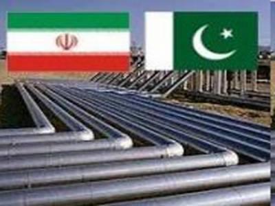پاکستان اورایران گیس پائپ لائن منصوبہ مکمل کرنے کے معاہدے پردستخط آج ہوں گے.