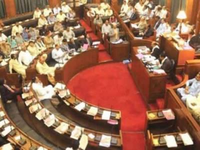 پیپلزپارٹی نے ایم کیو ایم کی مخالفت کے باوجود سندھ لوکل گورنمنٹ ایکٹ انیس سو اناسی بحال کردیا۔