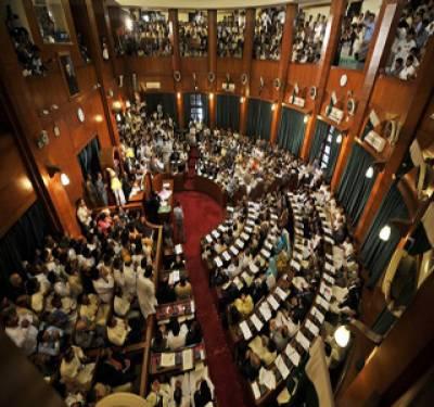 سندھ اسمبلی میں ایم کیو ایم کے ارکان کو اپوزیشن نشستیں الاٹ کرنے کا نوٹیفیکیشن جاری کردیا گیا ہے۔