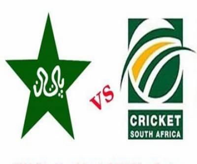 پاکستان اورجنوبی افریقہ کے درمیان پہلا ٹی ٹوئنٹی میچ کل ڈربن میں کھیلا جائے گا