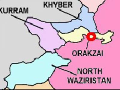 اپراورکزئی ایجنسی میں جیٹ طیاروں کی بمباری سے چھ شدت پسند ہلاک اور متعدد زخمی ہوگئے