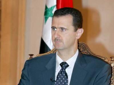 شام کے صدربشارالاسد نے الزام عائد کیا ہے کہ برطانیہ اوراسکے اتحادی شام میں باغیوں کی مدد کررہے ہیں۔