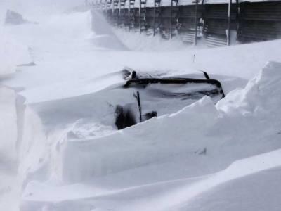 شمالی جاپان میں بدترین برفانی طوفان نےقیامت برپا کردی،برف نے کئی افراد کو جما دیا،نوافراد ہلاک ہوگئے